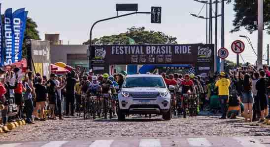 Festiva Brasil Ride