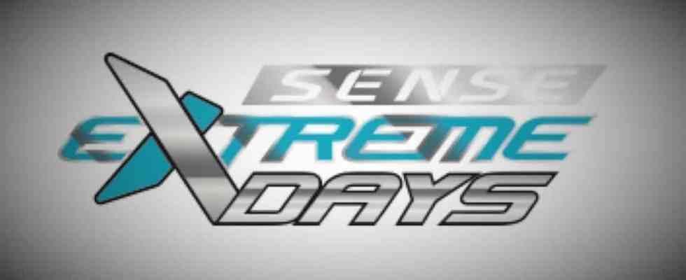 sense extreme days