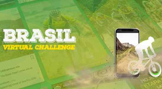 Brasil Ride Virtual Challenge