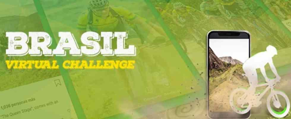 Brasil Ride Virtual Challenge