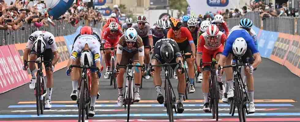 Giro d'Italia 2020 4ª