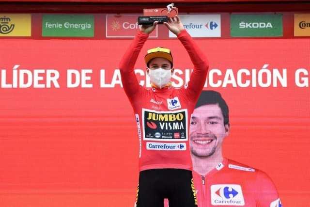 Vuelta a Espanha 2020 2ª