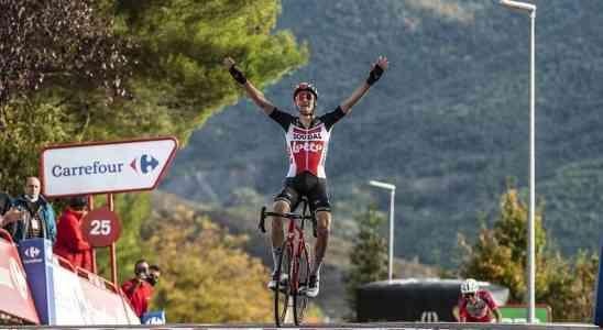 Vuelta a Espanha 2020 5ª