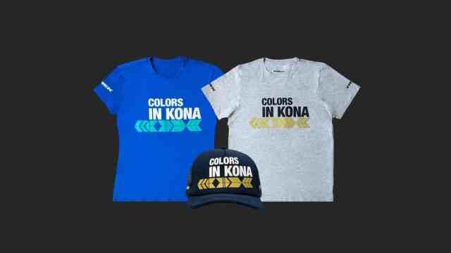 Colors In Kona