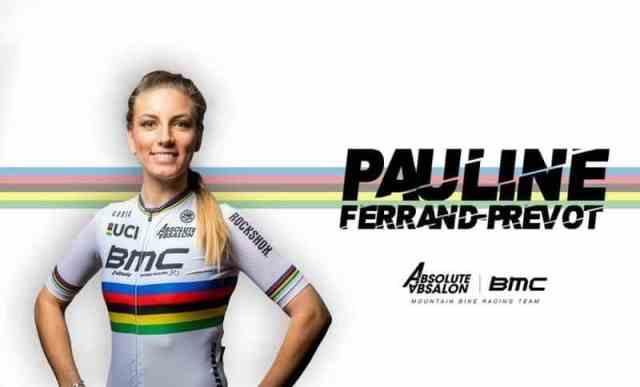 Pauline Ferrand Prévot