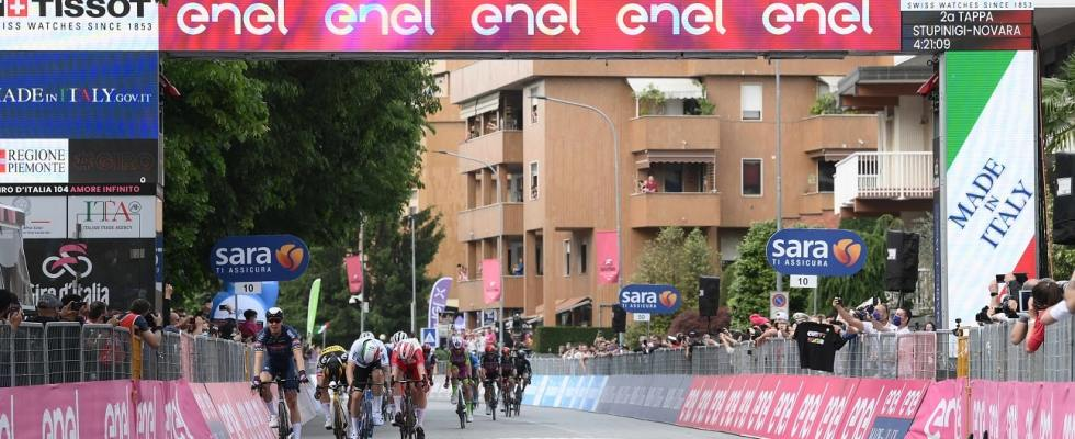 Giro d'Italia 2021 2ª
