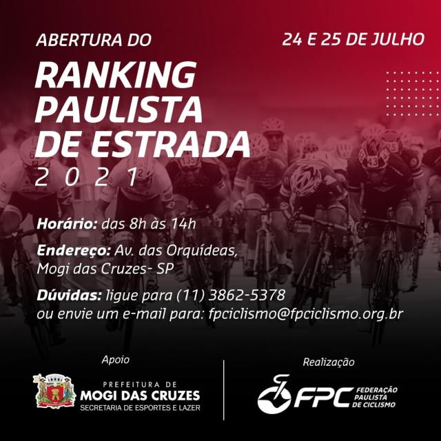 Ranking Paulista de Estrada