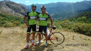 Carlos & Pepe at the View Point