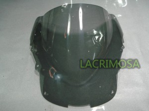 Smoke-Raised-Windscreen-Windshield-for-Honda-CBR1100XX-Blackbird-1996-2007