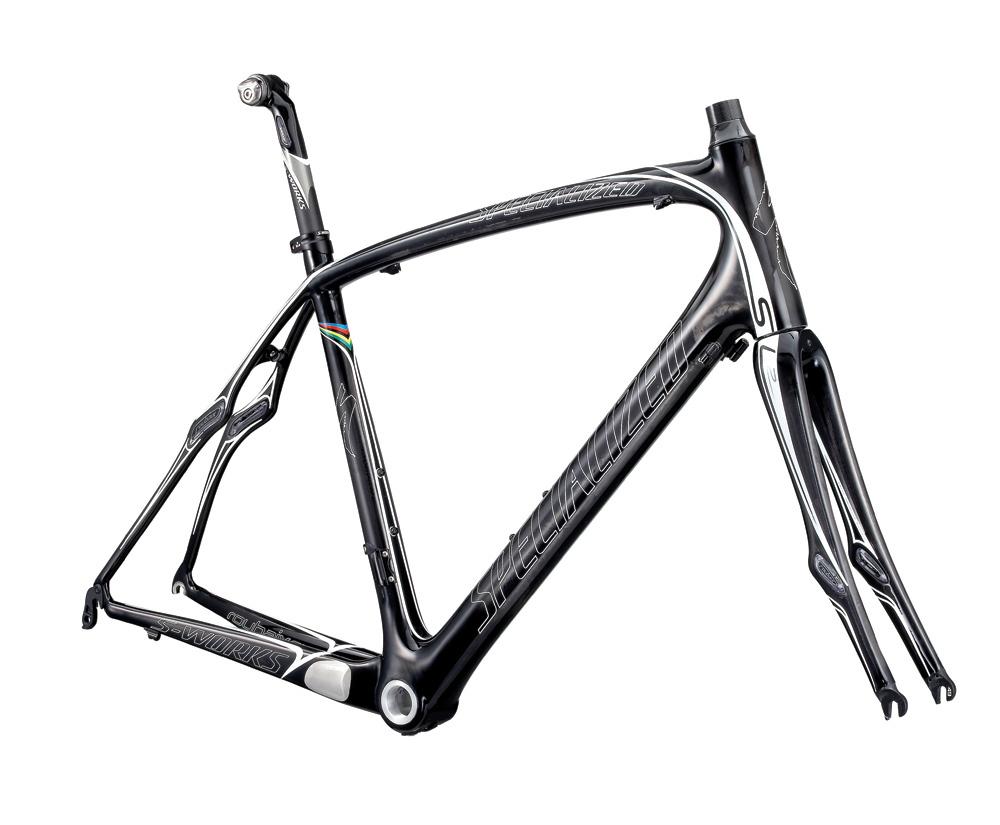 2009 Specialized S-Works Roubaix SL2 Frameset