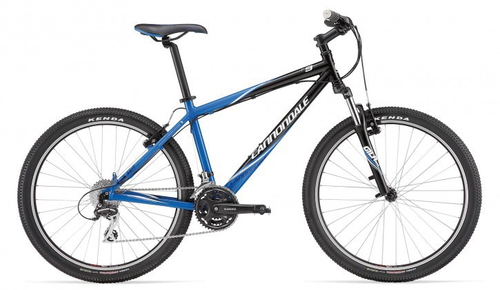 2010 Cannondale F9