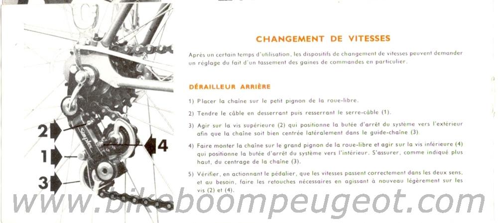 Peugeot 1972 Owner's Manual