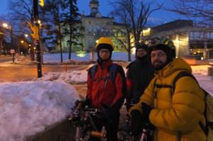 2014 02 winter biking 3 Brampton Art Gallery_500