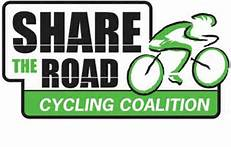 share the road cycling coaltion logo