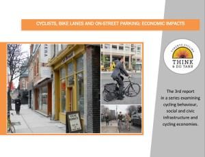 Cyclists Bike Lanes & OnStreet Parking Economic Impacts