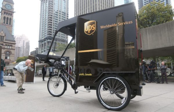 UPS to test cargo bikes for deliveries in Toronto | Toronto Star