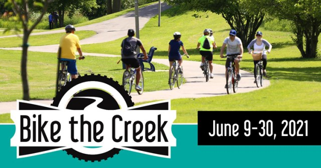 Bike the Creek 2021 Virtual
