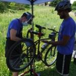 bike mechanic Gerald