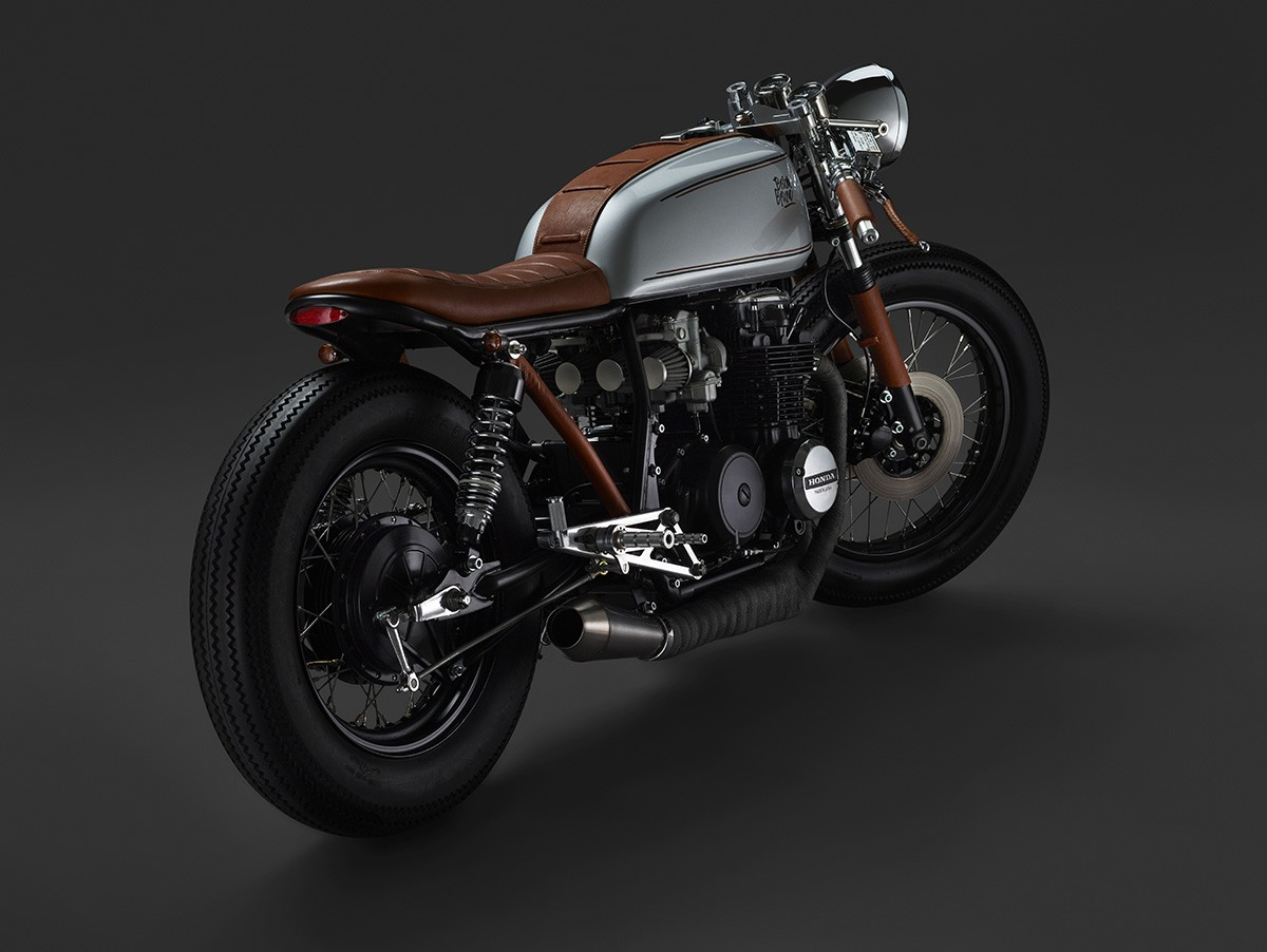 hight resolution of honda cb650 caf racer by oscar axhedehonda cb650 cafe racer 4