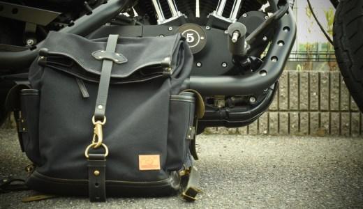 アメリカンバイクに似合うバックパックを紹介!
