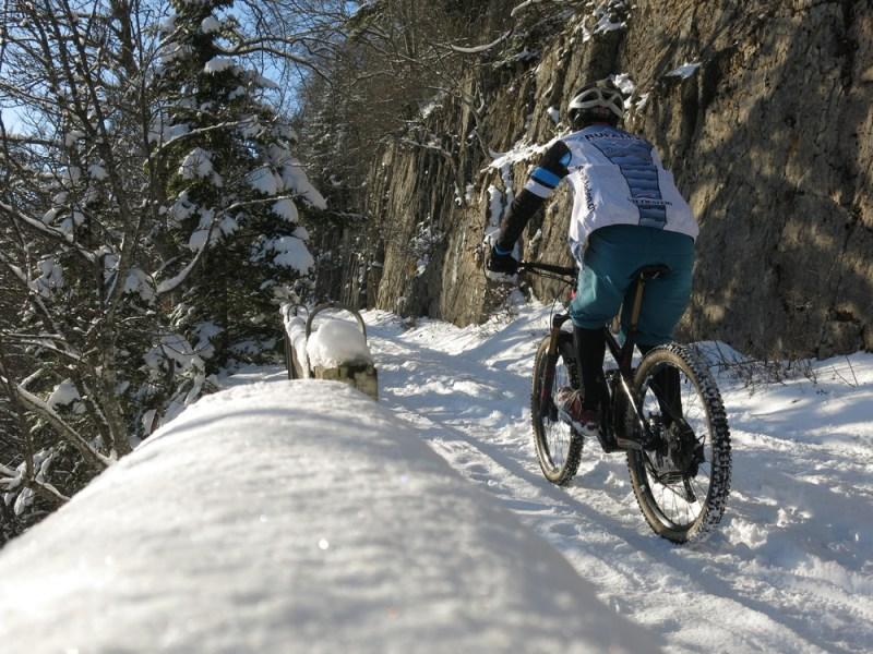 Belchen im Winter