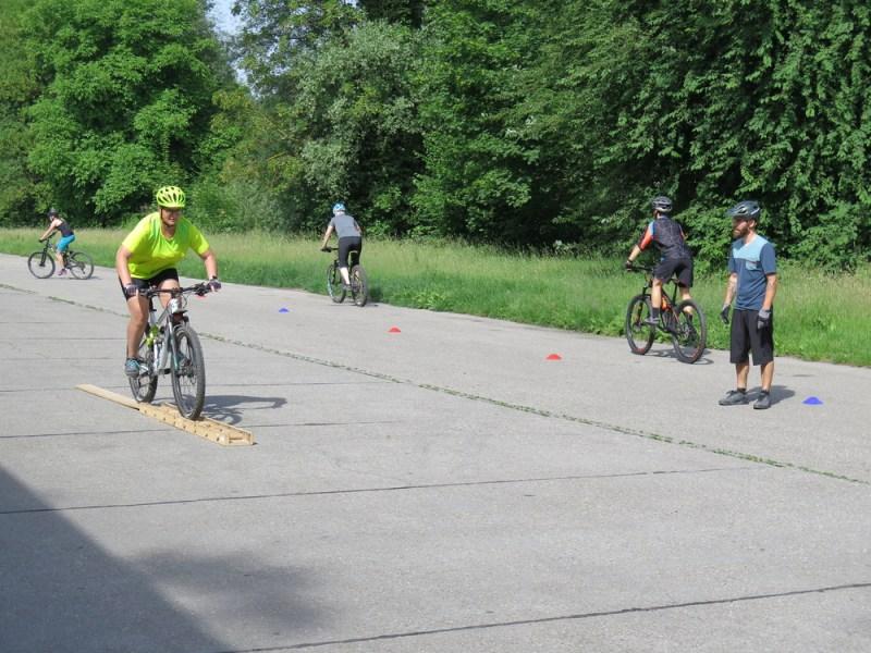 Bikemeitli Workshop