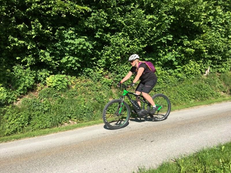 E-Mountainbike Kurse