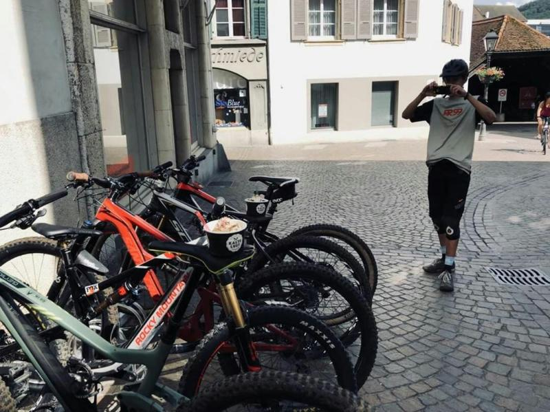 Swiss Cycling Guide Day