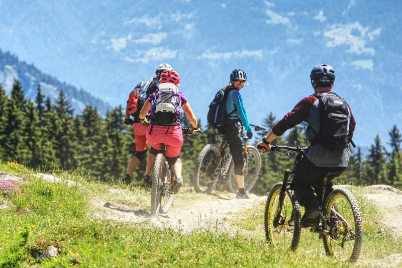Skills & Trails Camp Flims