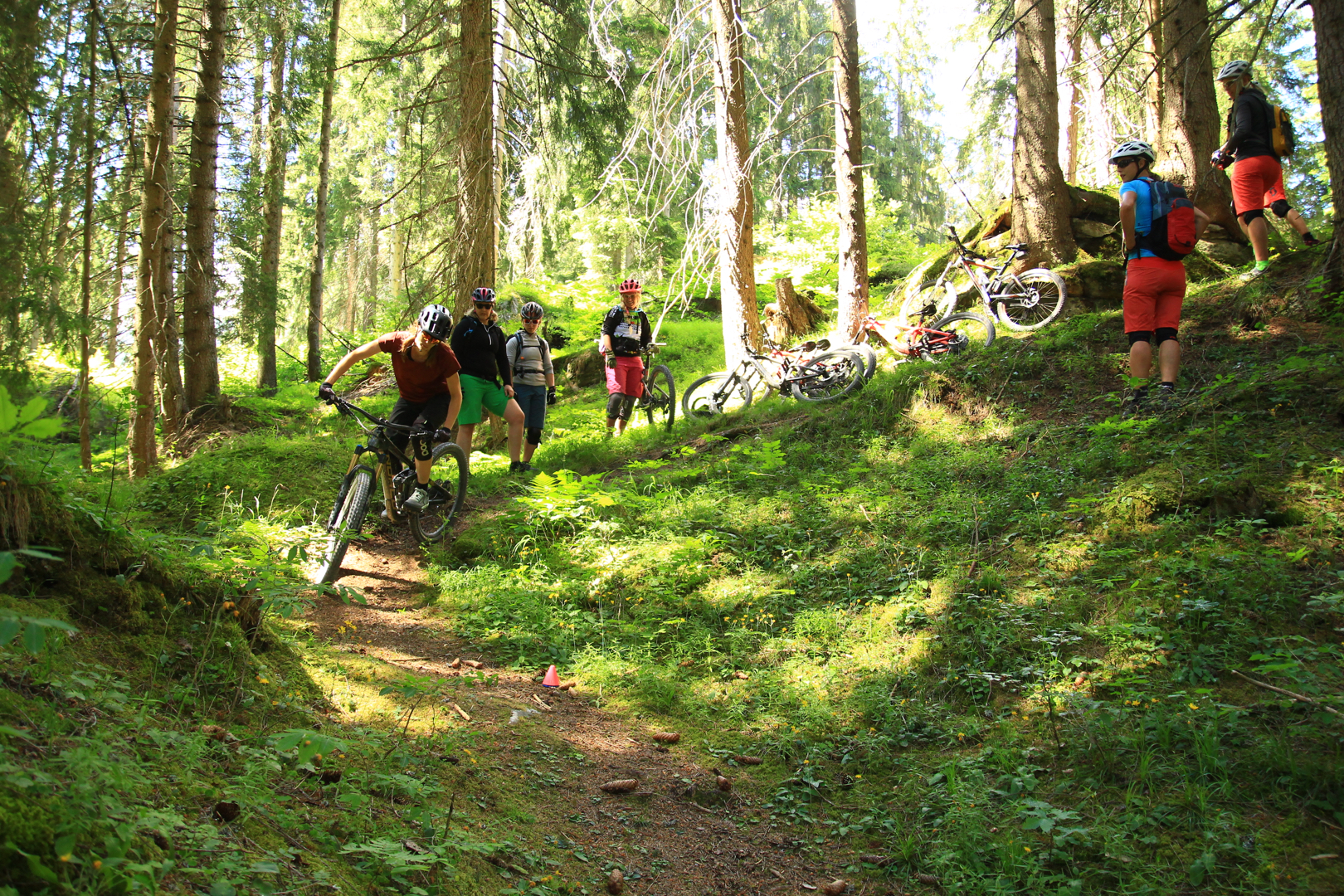 Skills & Trails Flims