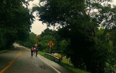 Letras road bike tour