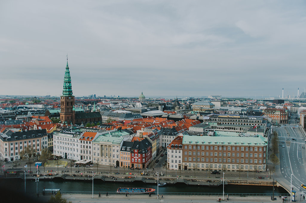 Explore Copenhagen by bicycle, Segway, luxury car or on a walking tour