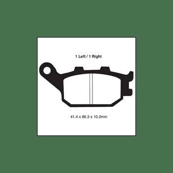 Jarrupalat Taka Honda CBR 600/900/1000 RR/F, Yamaha YZF-R1