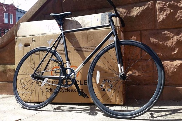 Critical Cycles Classic Fixed-Gear Single-Speed Bike Review