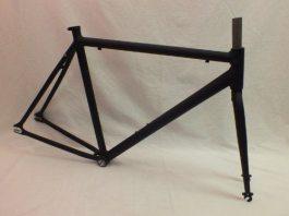 Unbranded Motobecane Fixie Bicycle Frame Set