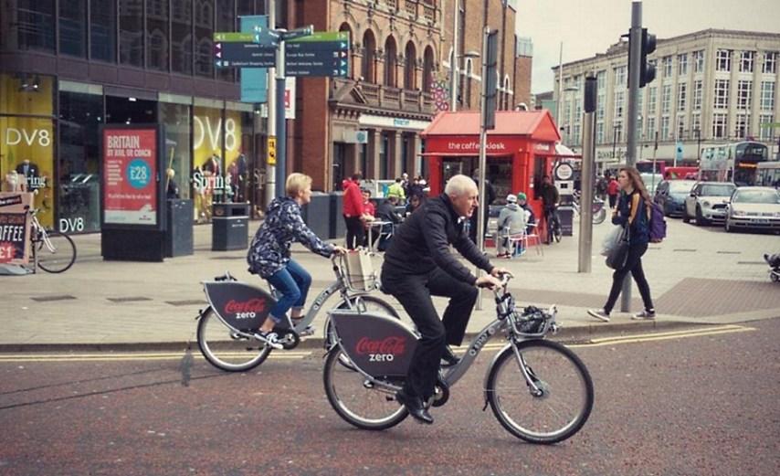 Belfast_Bikes_Castle