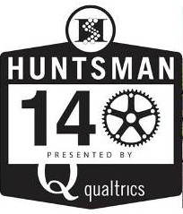Huntsman 140 bike ride