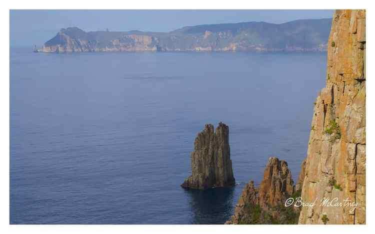 Cape Pillar from Cape Houy, Tasman Peninsula