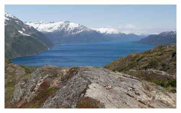 Next destination, ferry on Prince William Sound