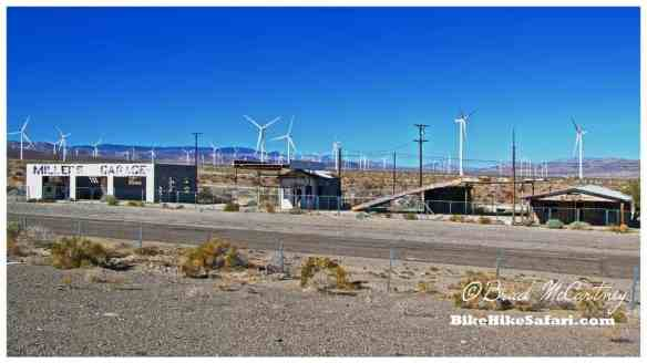 Wind Farms in the Californian Desert