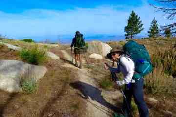 pacific crest trail pain