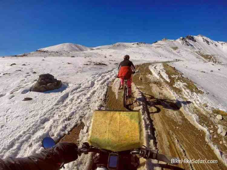 Mountain biking nevada de toluca
