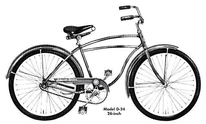 1951 Schwinn Catalog