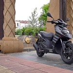 2020 Aprilia Storm 125 Bs6 First Ride Review Bike India