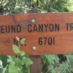 Freund Canyon Mountain Biking, Leavenworth WA