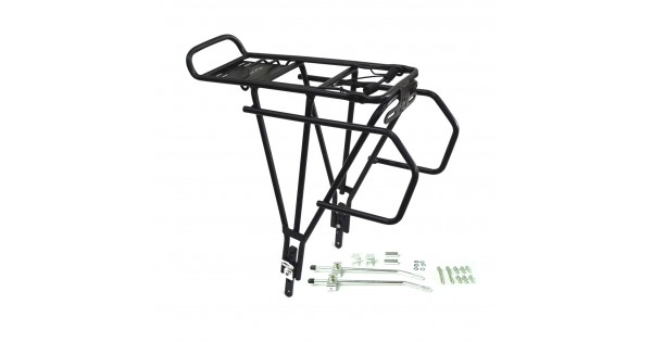 Vincita Rear Carrier Rack for Disc Brake Touring Bike