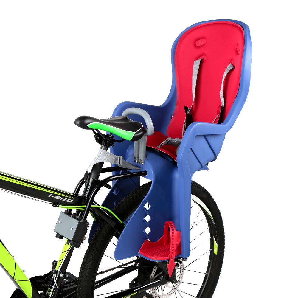 Chair Bike Deluxe Child Bicycle Rear Safety Seat