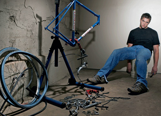Bike Mechanic Horror Show