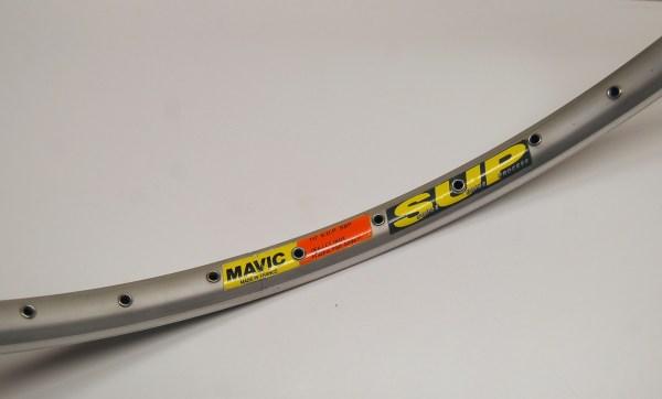 Mavic 117 Mtb-felge 36 Loch - Retro 90s Kult