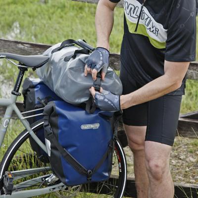 bikepacking at
